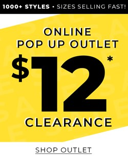 POP UP OUTLET